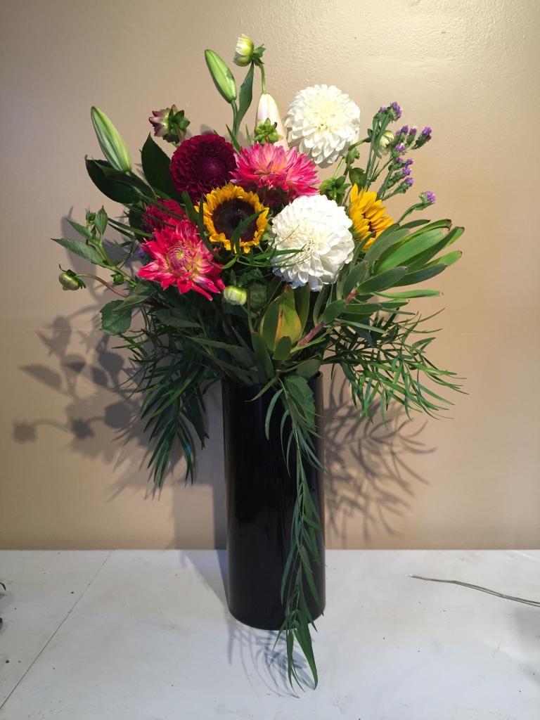 Sept 21 Bouquet